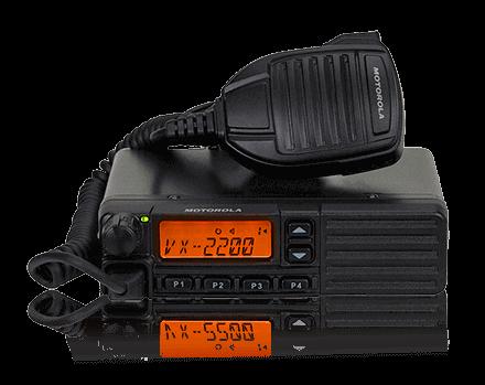 Motorola VX-2200 Mobile Two-way Radio Metropolitan